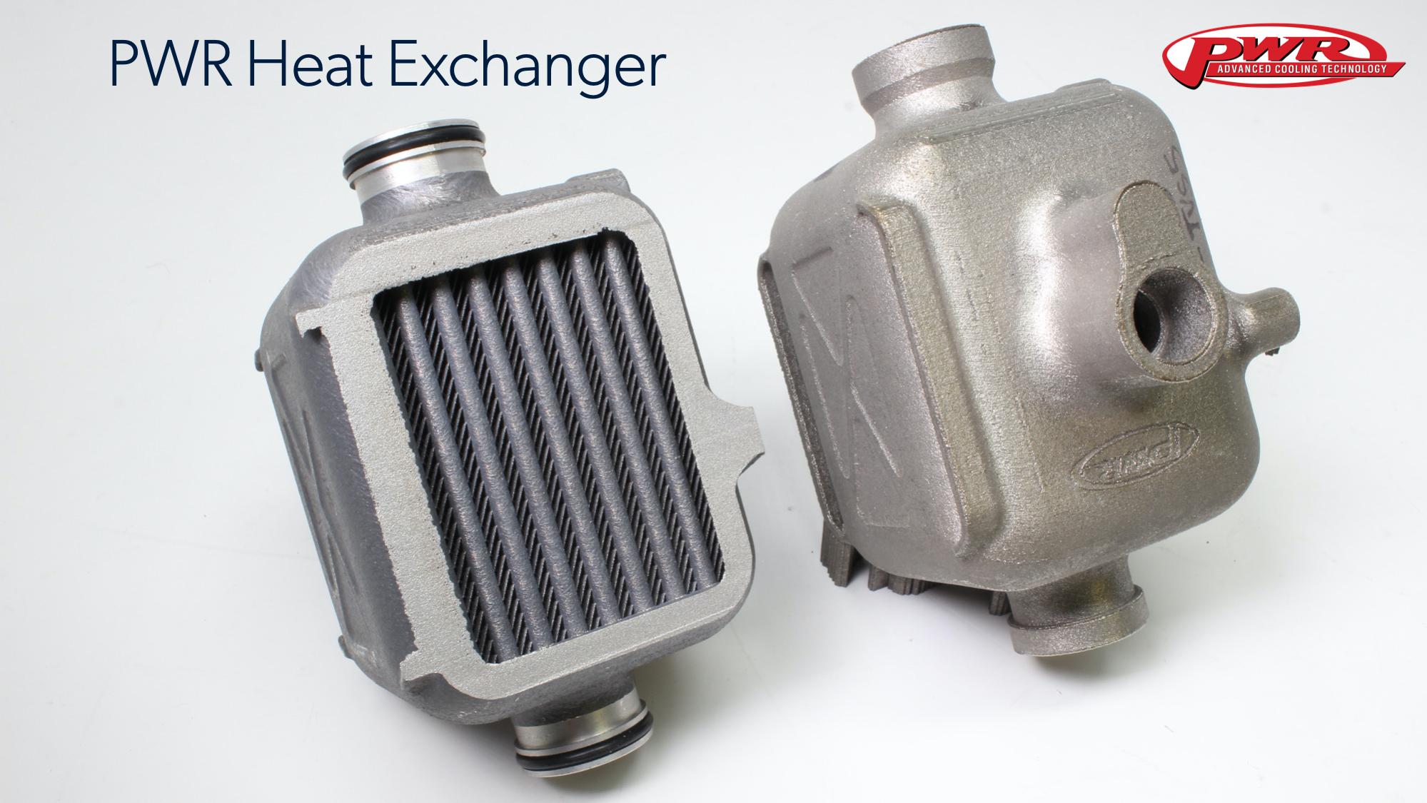 PWR Heat Exchanger